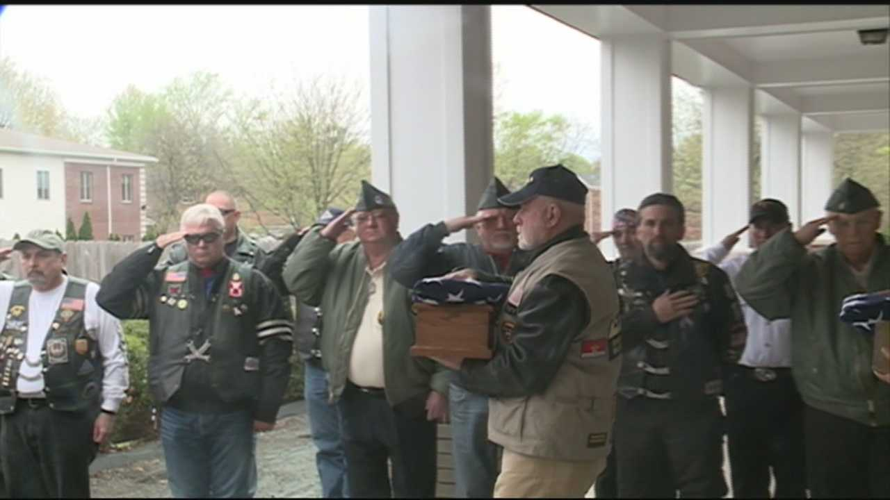 Missing veterans are identified and laid to rest through local group