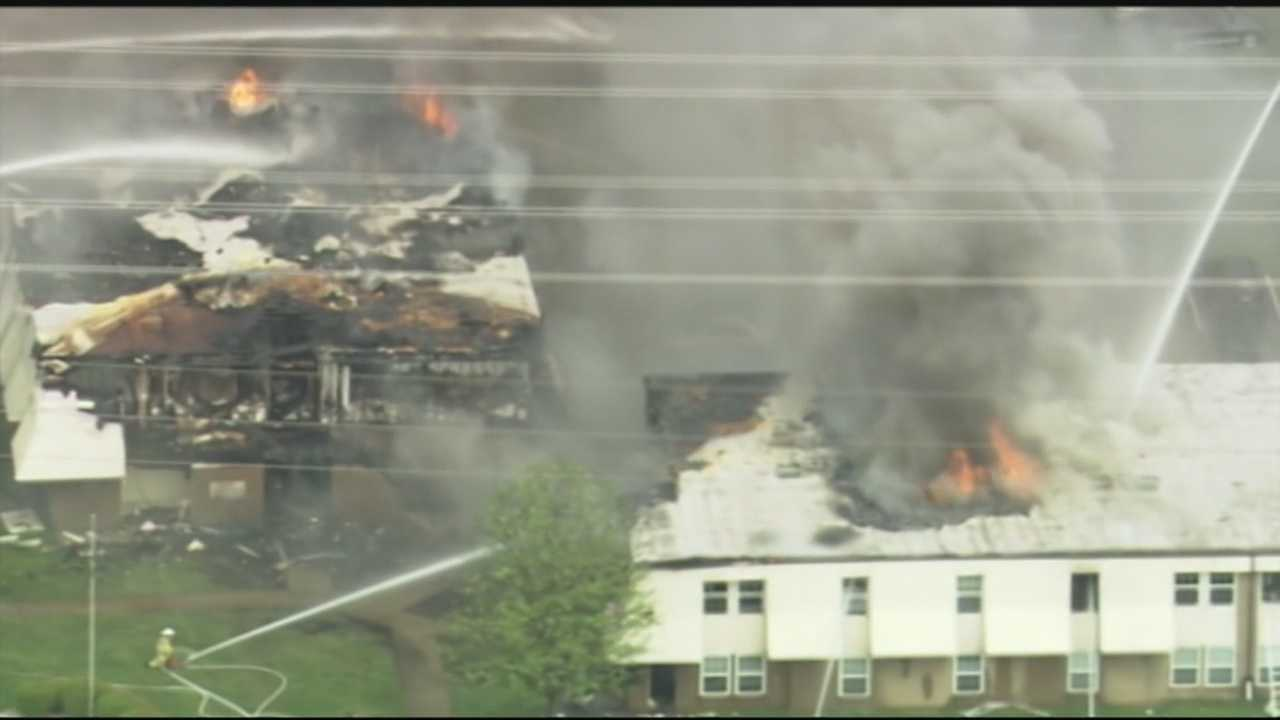 Cause of fire at Bridgepoint Apartment still under investigation