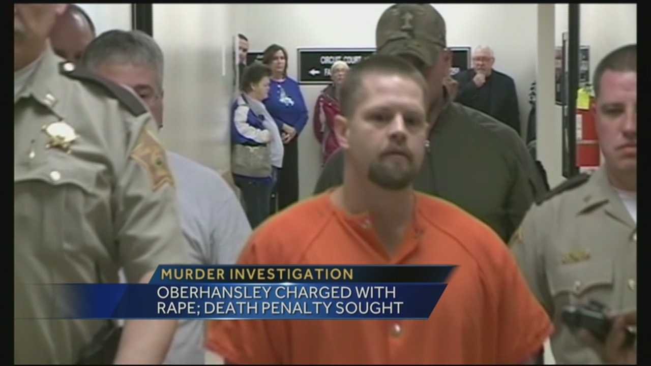 Rape added to charges against man accused of murder, cannibalism
