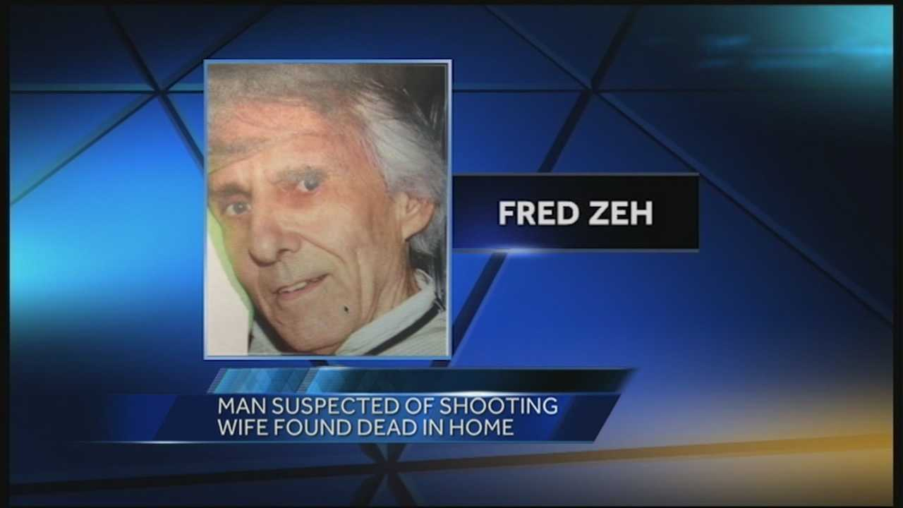 Suspect in J-town shooting found dead inside his home
