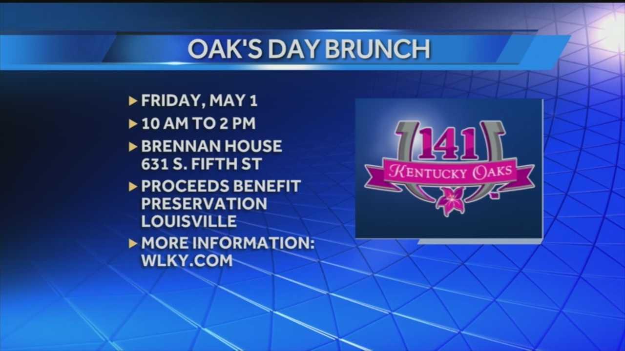 Oaks Day Brunch