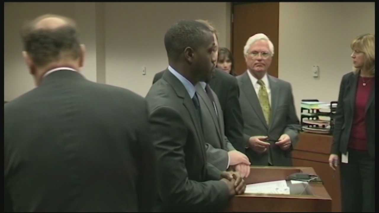 A grand jury heard testimony Monday in the rape case against former UofL basketball star Chris Jones.