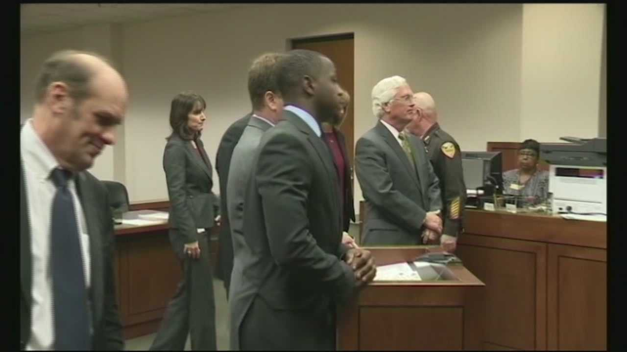 Chris Jones, co-defendants not indicted on any charges