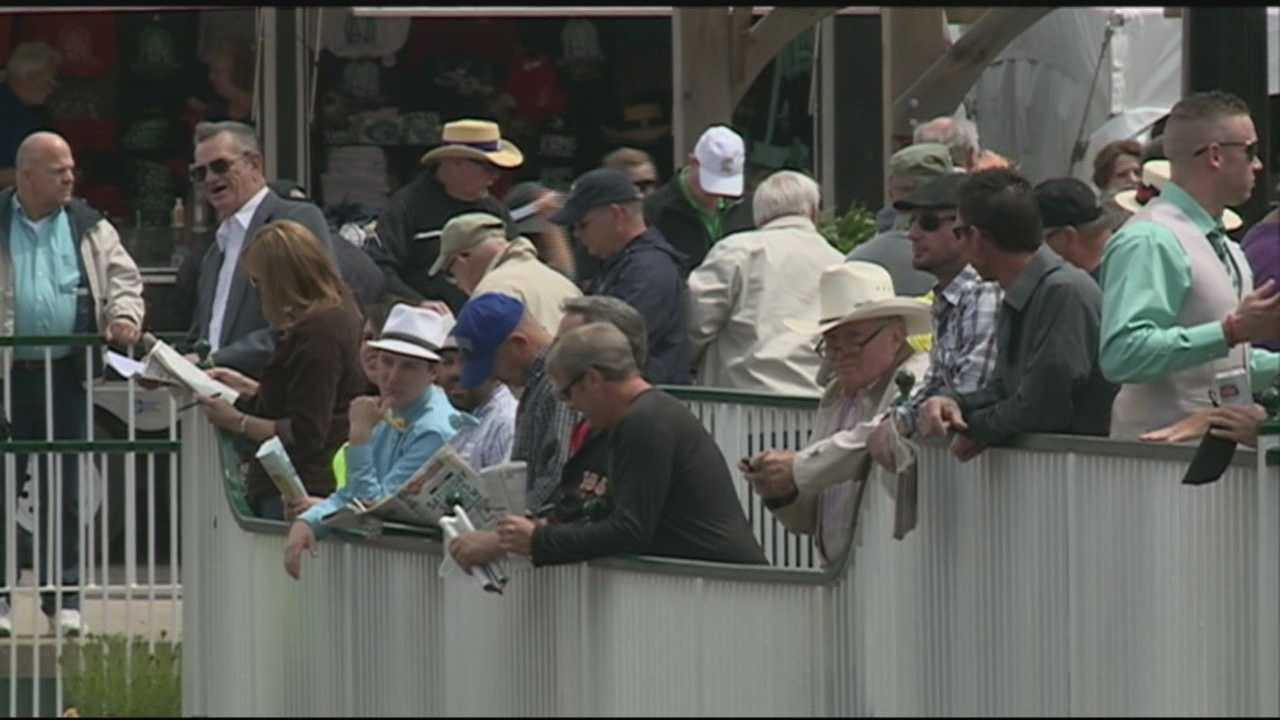 Many locals choose to take part in Thurby instead of Oaks or Derby