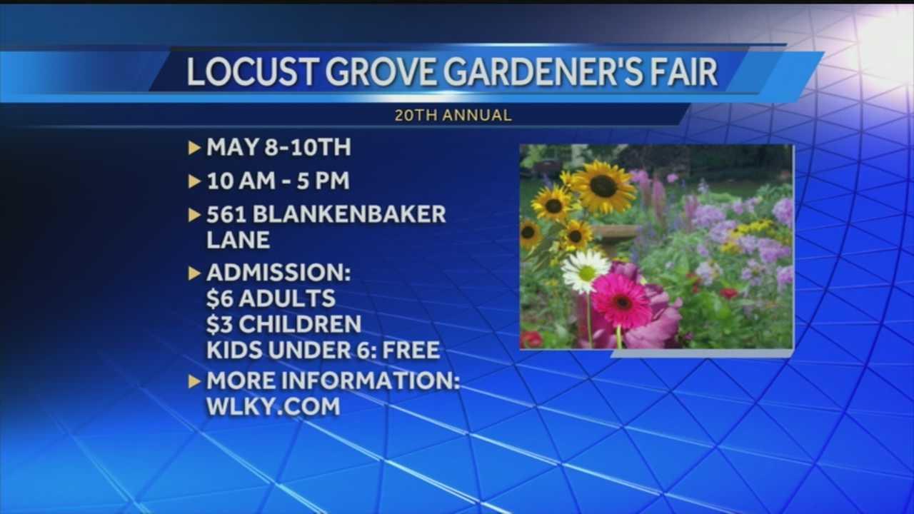 Locus Grove Gardener's Fair