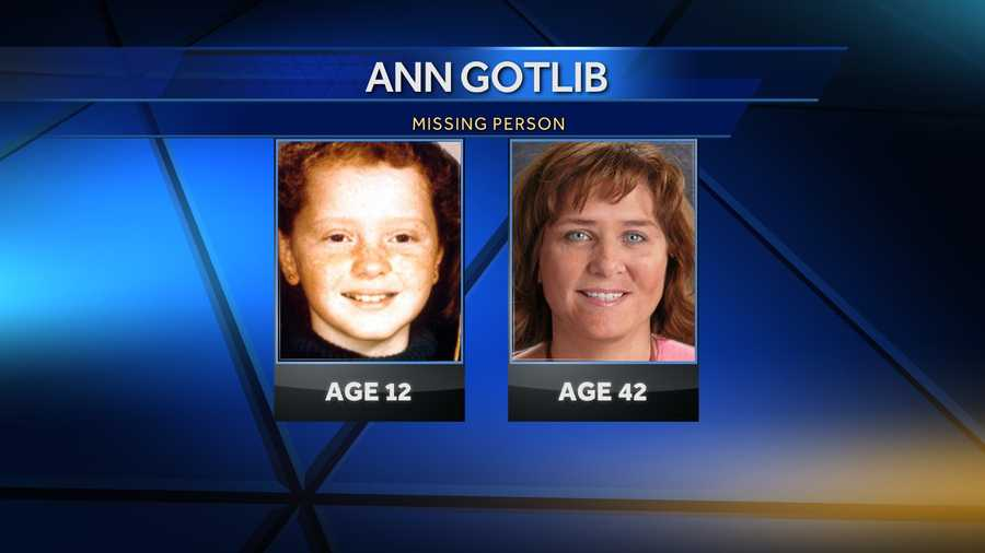 Anyone with information on the whereabouts of Ann Gotlib should 1-502-583-3941 or your local FBI.