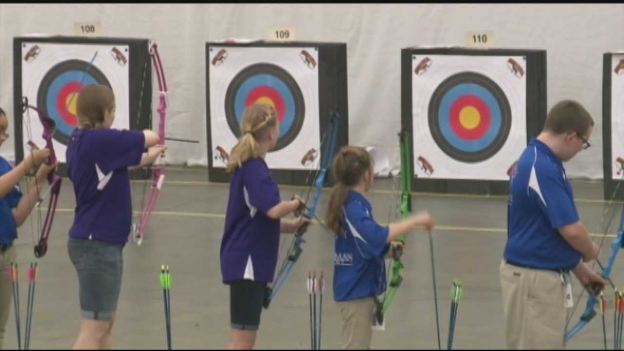 National Archery Championship held in Louisville