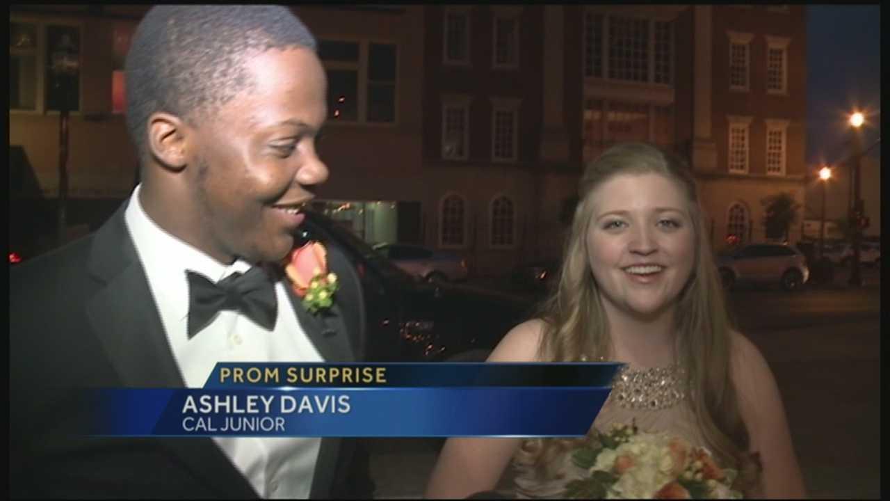 Teddy Bridgewater prom surprise