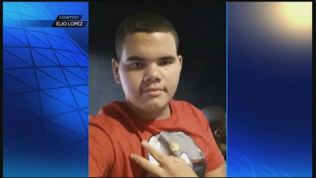 Family of teen killed in crash lay him to rest