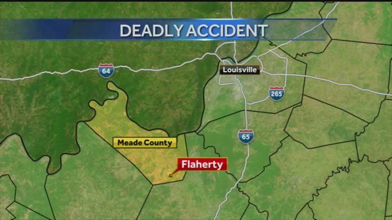 Meade County student recovers after fatal accident