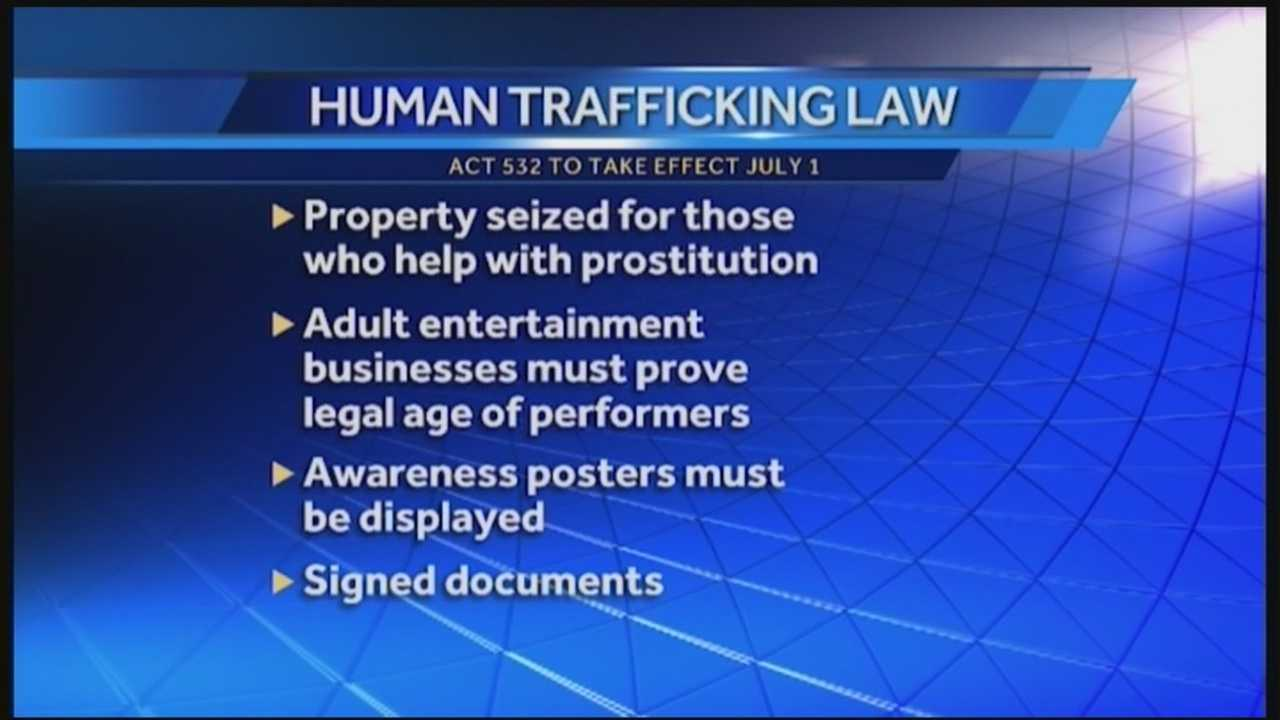 Indiana attorney general hails new human trafficking laws