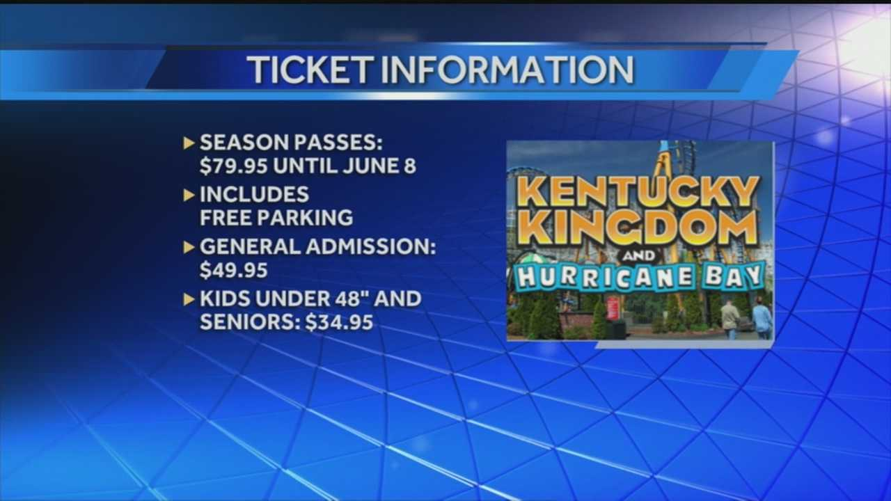 Ky. Kingdom expects new rides to attract visitors this holiday weekend