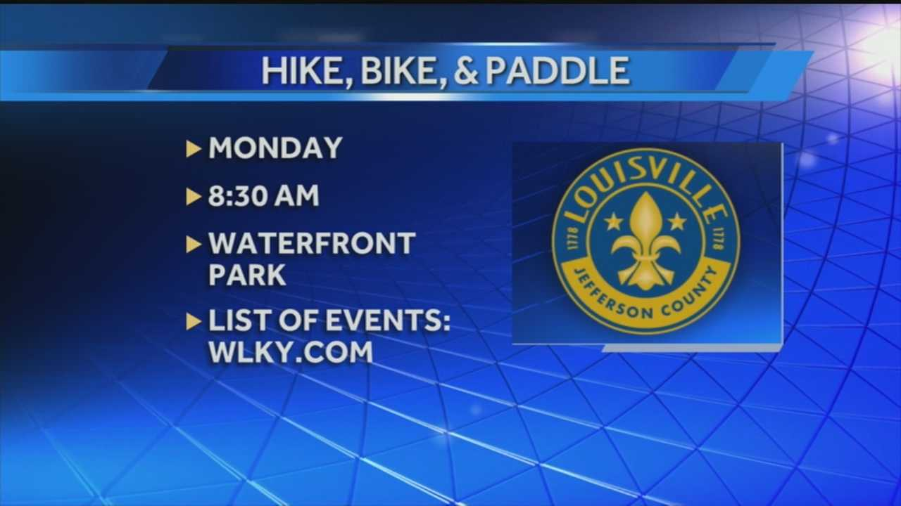 Mayor's Hike & Bike event to be held Monday