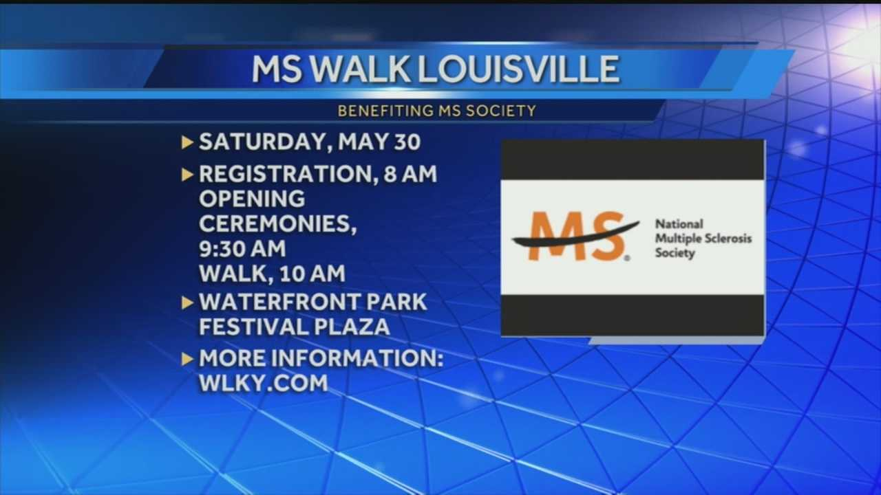 Walk to be held benefiting those battling Multiple Sclerosis