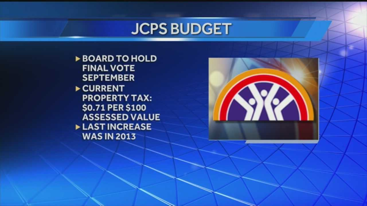 JCPS board passes tentative 2015-2016 budget