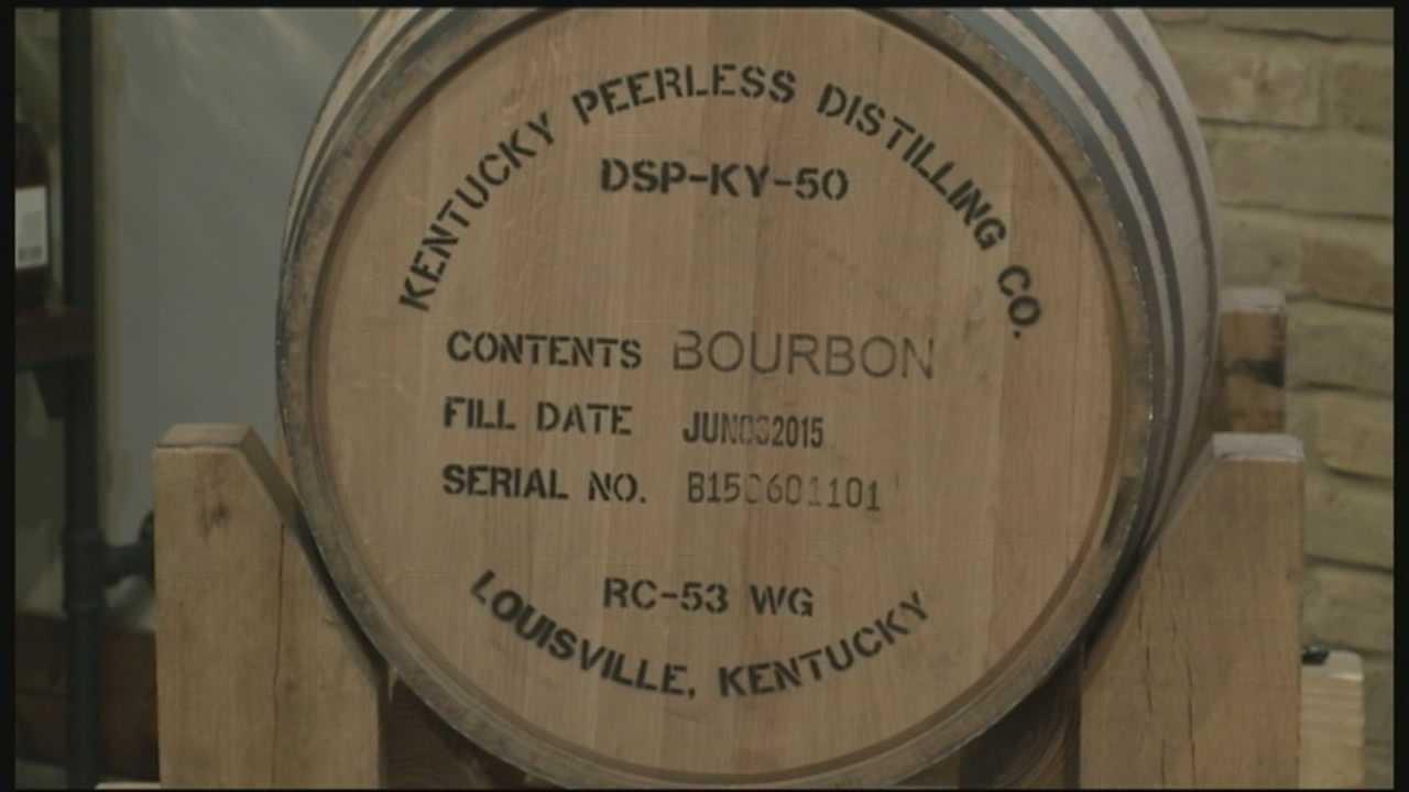 New bourbon distillery opens in downtown Louisville