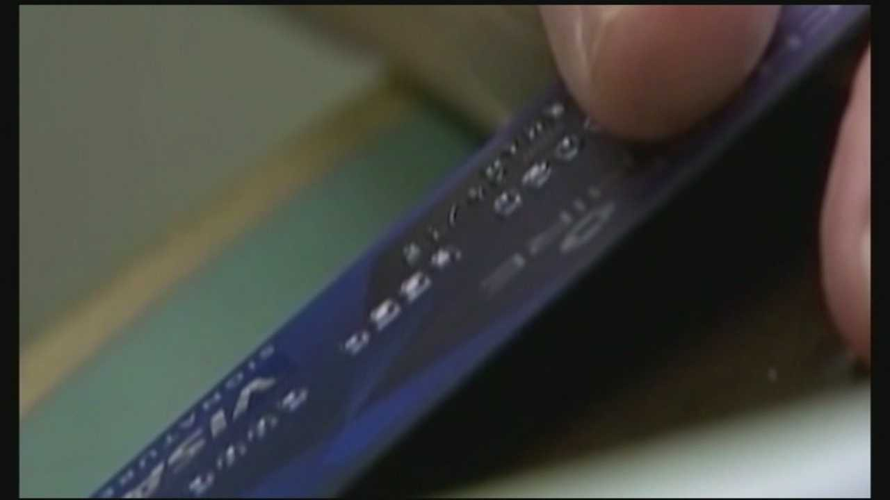 A small southern Indiana business found a big chunk of money missing after one of its employees quit.