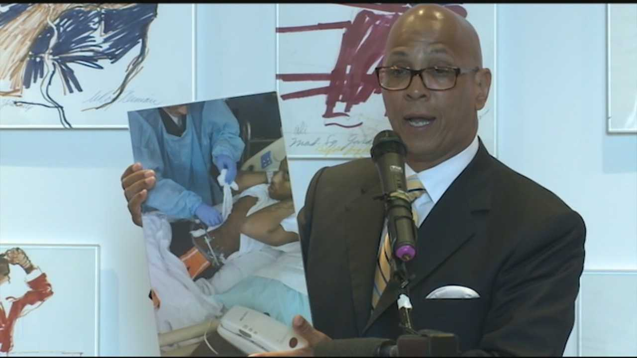 Activist, UofL doctor team up to bring awareness to gun violence