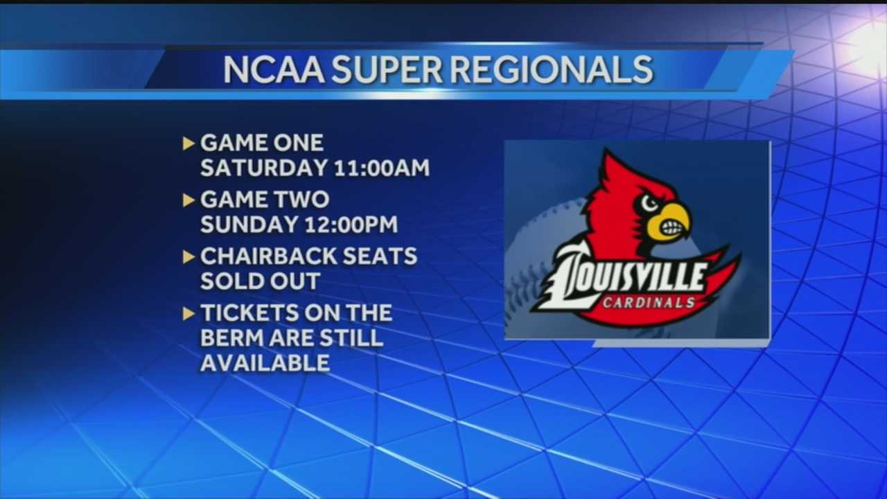 UofL Baseball team two games from World Series