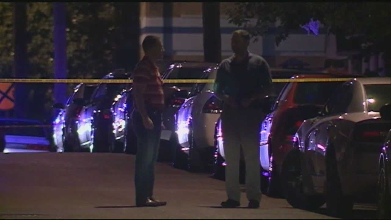 A man is critical condition and another is in grave condition at University Hospital after shots rang out early Monday during a hip-hop concert at a Louisville nightclub.