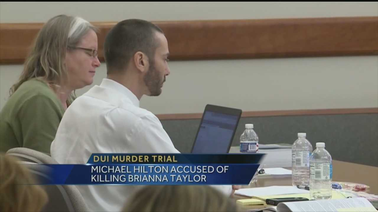 A Hardin County DUI murder trial continues Friday, one day after testimony from the victim's family.
