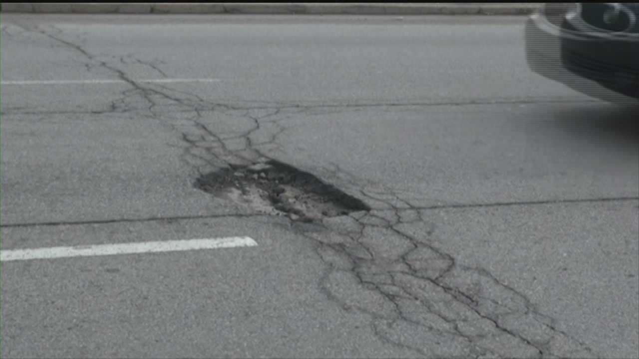 Members of the Louisville Metro Council are searching for ways to add additional money to the budget for road repairs for the next fiscal year.