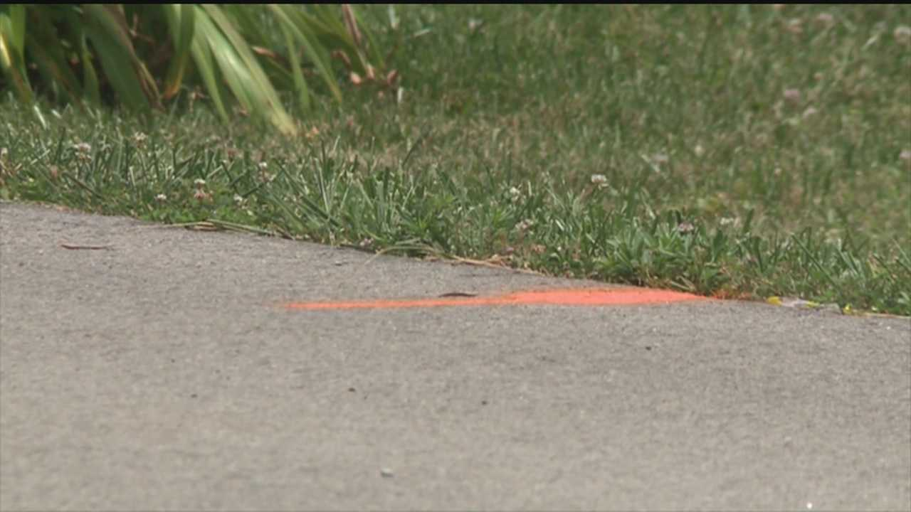 Nelson County Sheriff's Department is looking for the driver who hit a 2-year-old Bardstown boy who playing on his scooter on Dixie Lane.