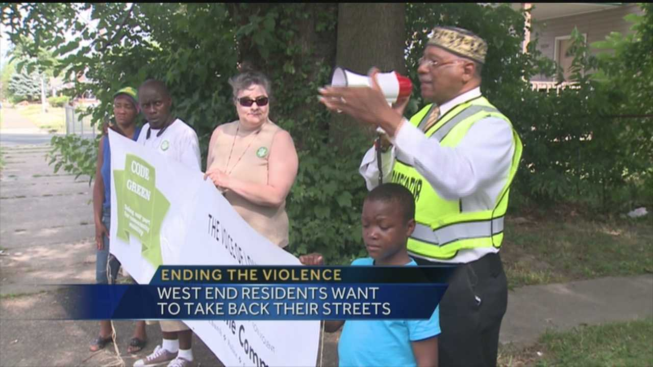 The voices for change are getting stronger as Louisville tallies its 34th homicide this year.