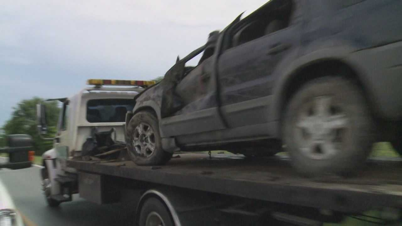 1 dead, 2 injured in Shelby County accident