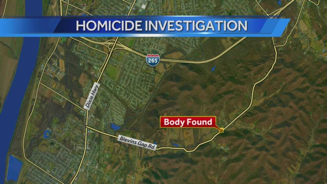Police investigate after mans body found along Blevins Gap Road