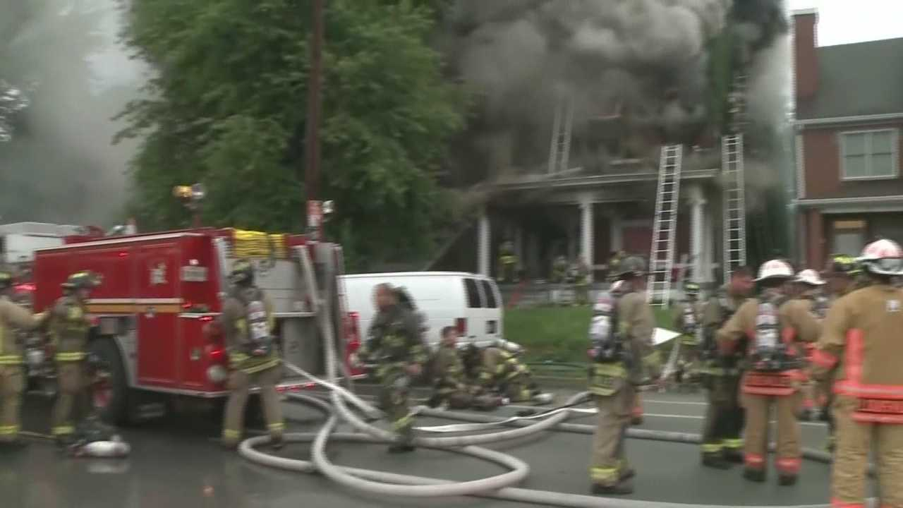 New information released in Old Louisville fire investigation