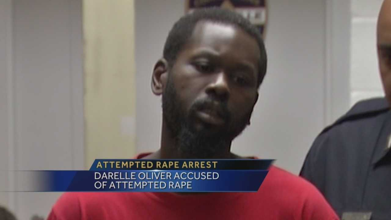 A patient at Our Lady of Peace Hospital has been arrested for the attempted rape of another patient.