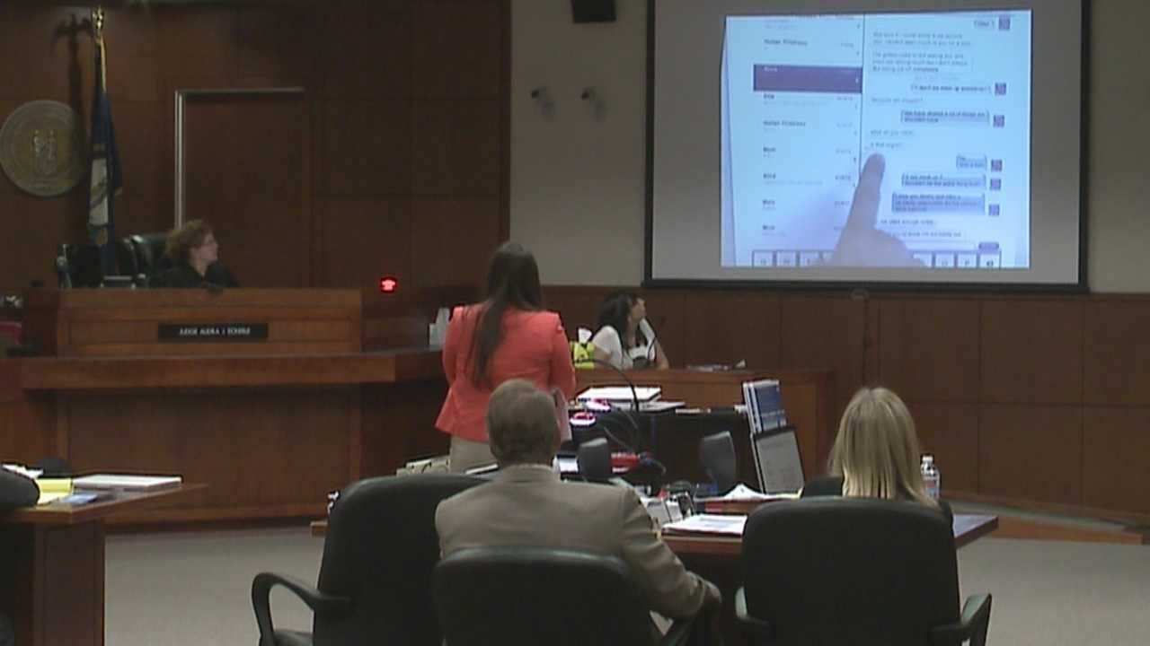 Jefferson County School teacher accused of rape testifies in his own defense