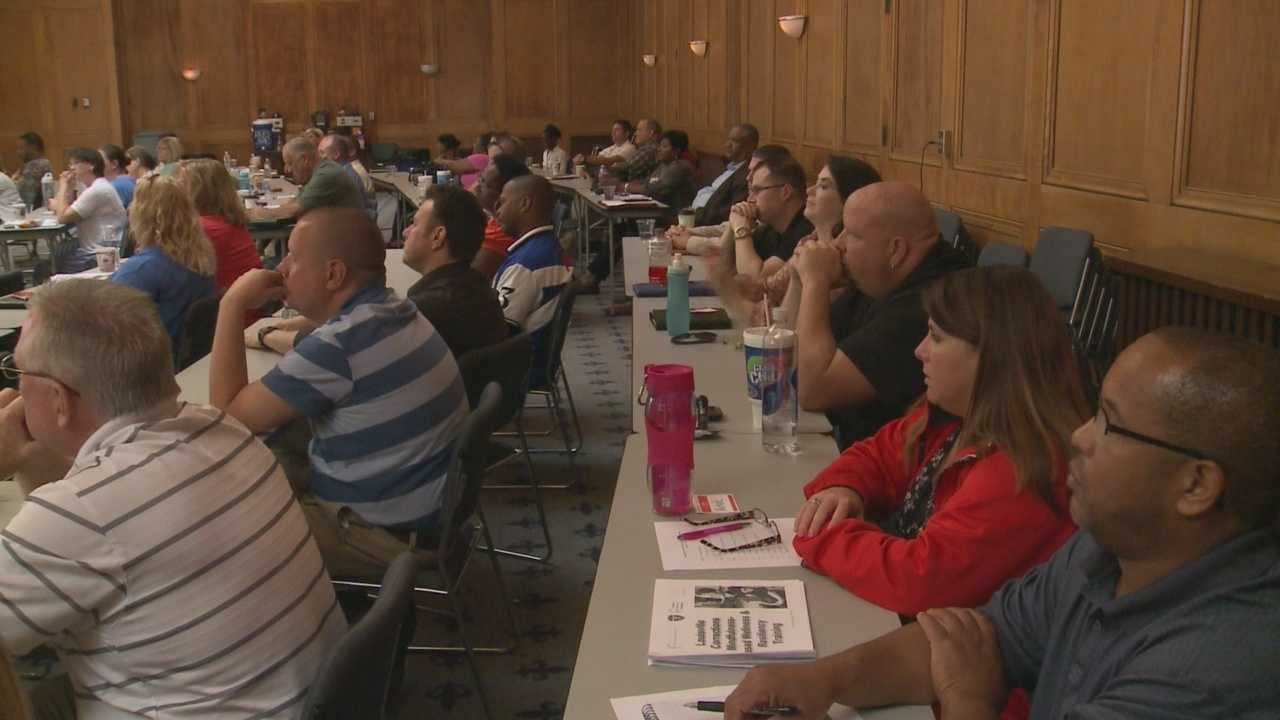 Louisville's first responders attend sensitivity training