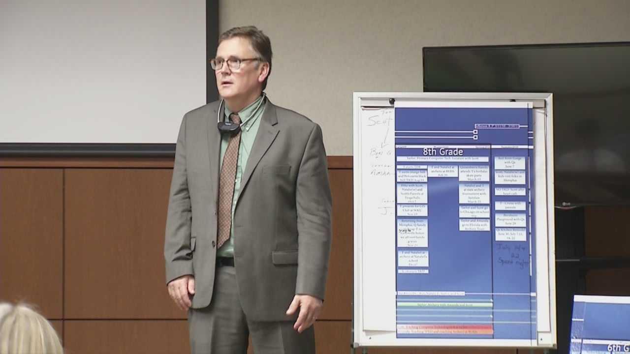 Jefferson County Public Schools teacher returns to stand in rape case