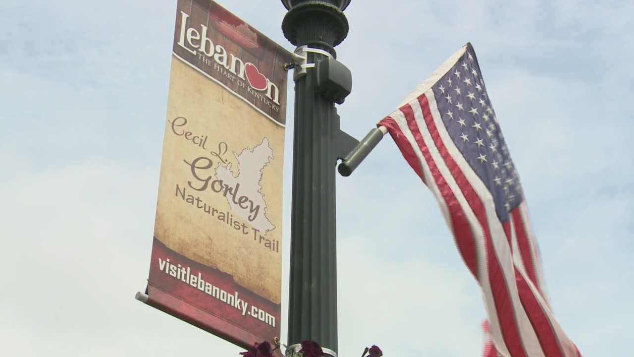 WLKY visits Lebenon, Kentucky for Small Town Sunday