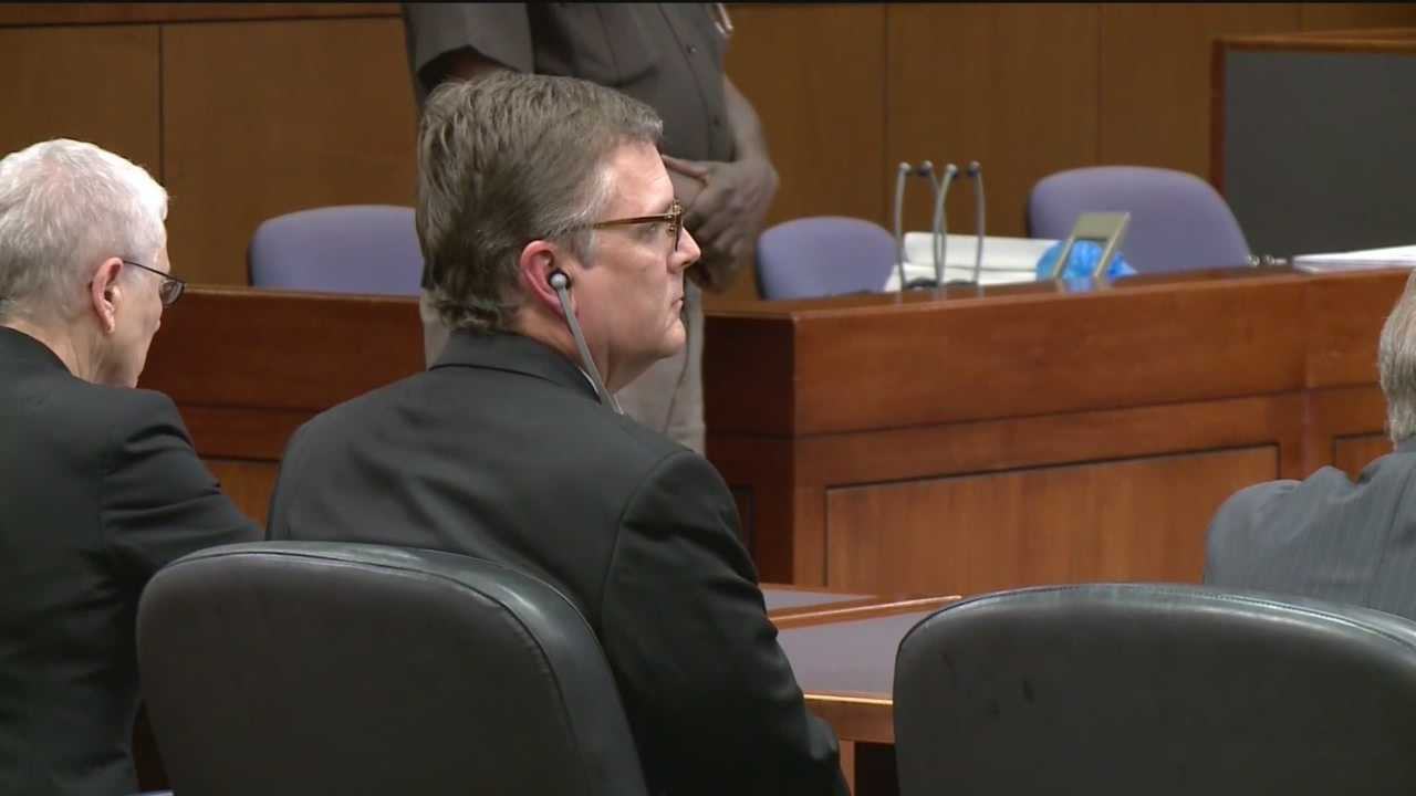Scott Quisenberry found guilty in raping of former student