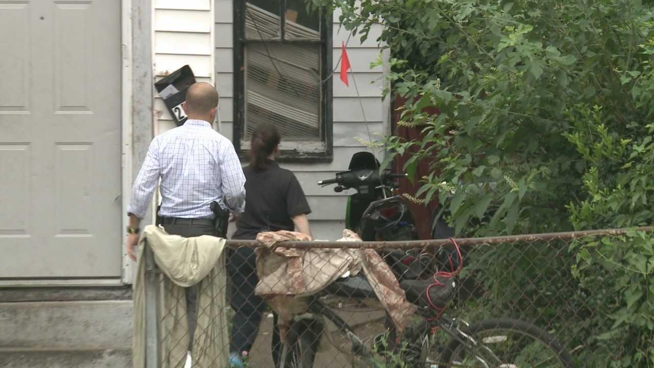 Police investigating homicide on Duncan Street