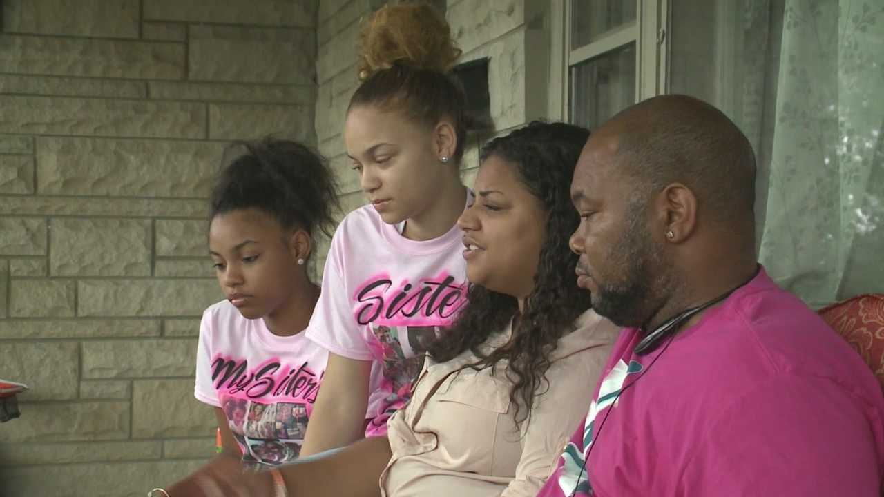 Family receives gift of life after daughter's death