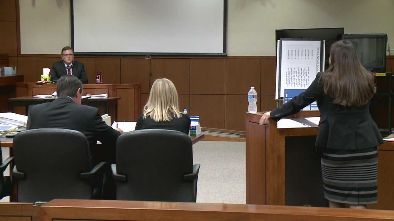 Scott Quisenberry was found guilty of raping former student