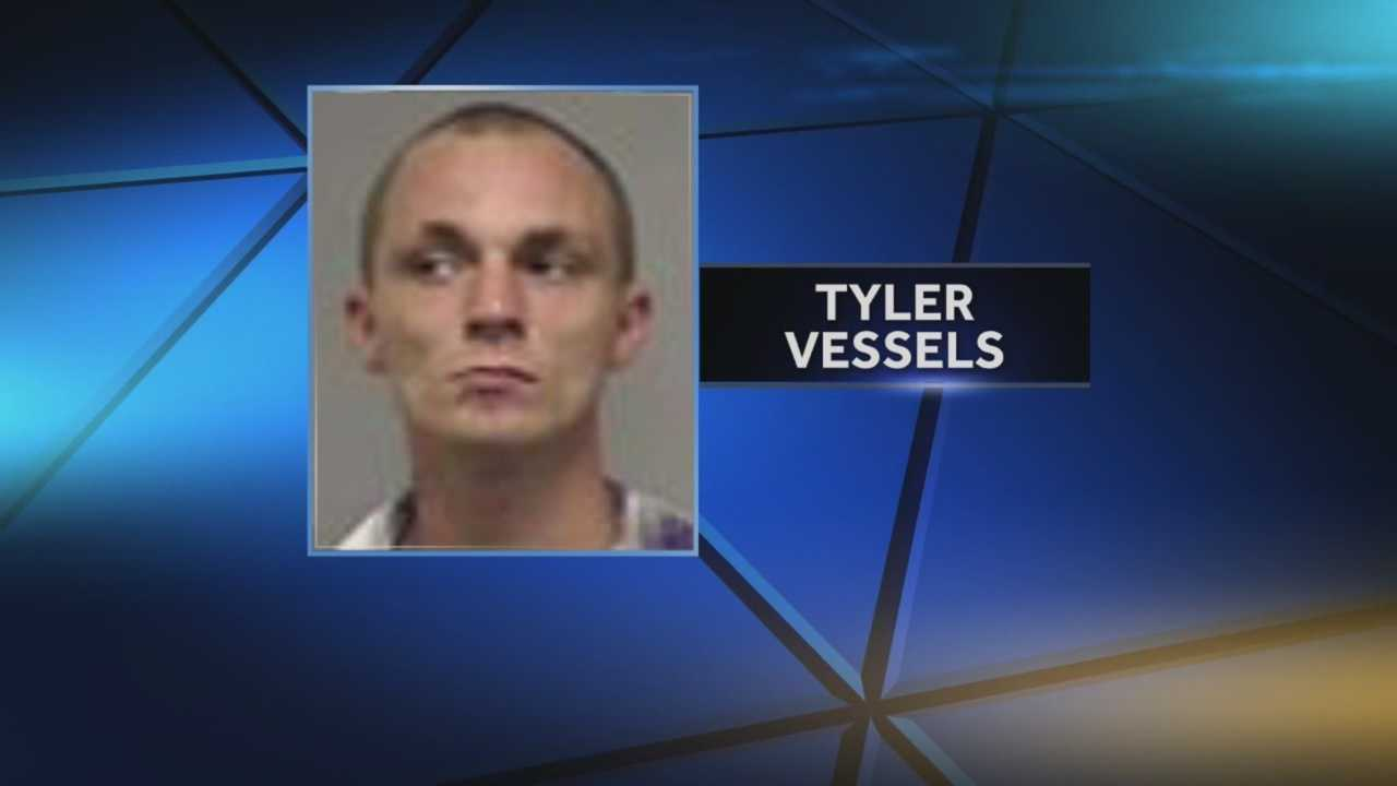 Man charged with string of home break-ins now behind bars