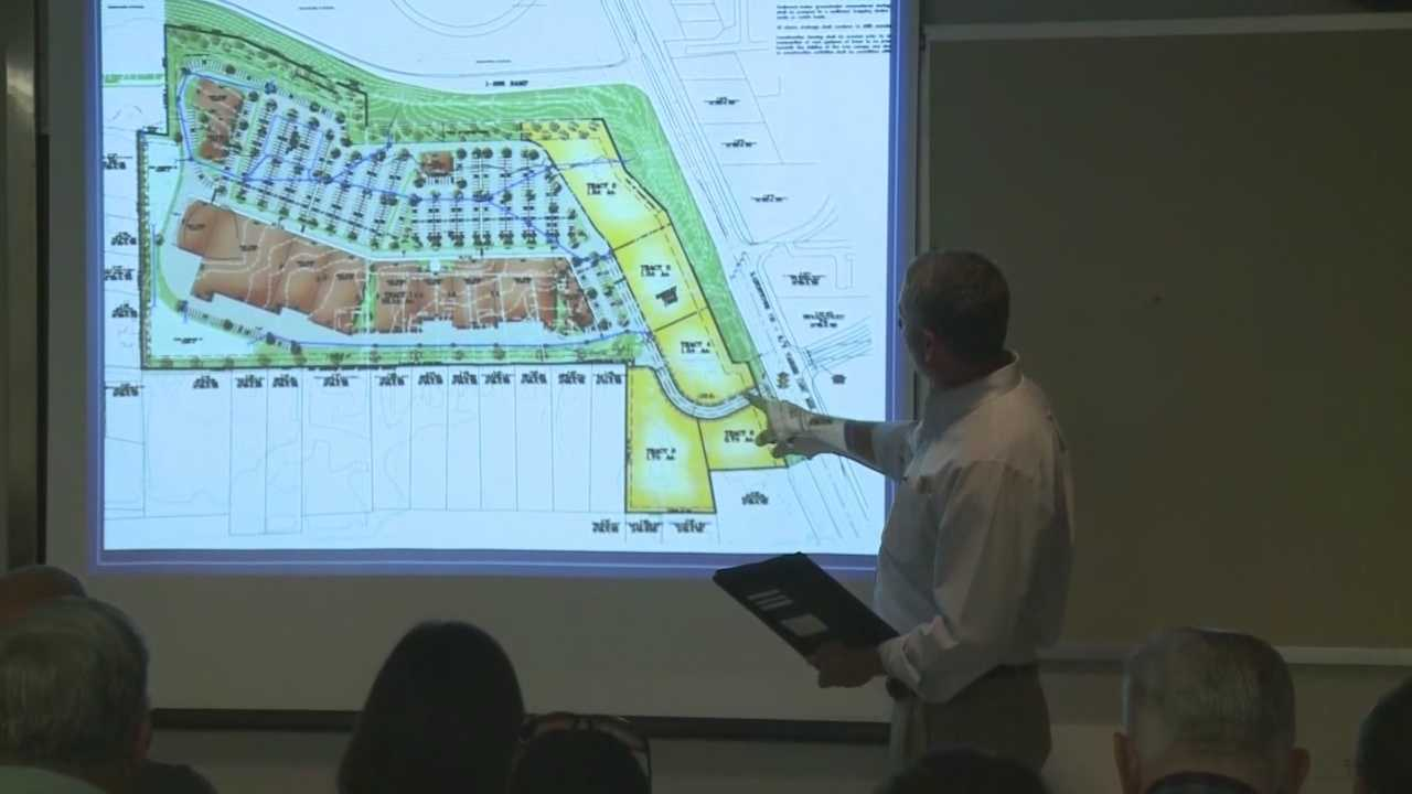 Company hoping to develop land in Fern Creek, bringing jobs along the way