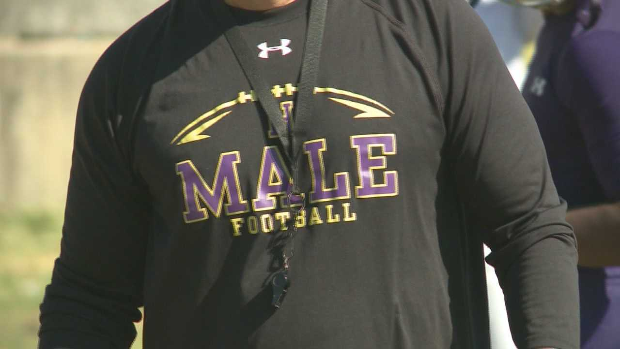 Male football, confident heading in to 2015 season