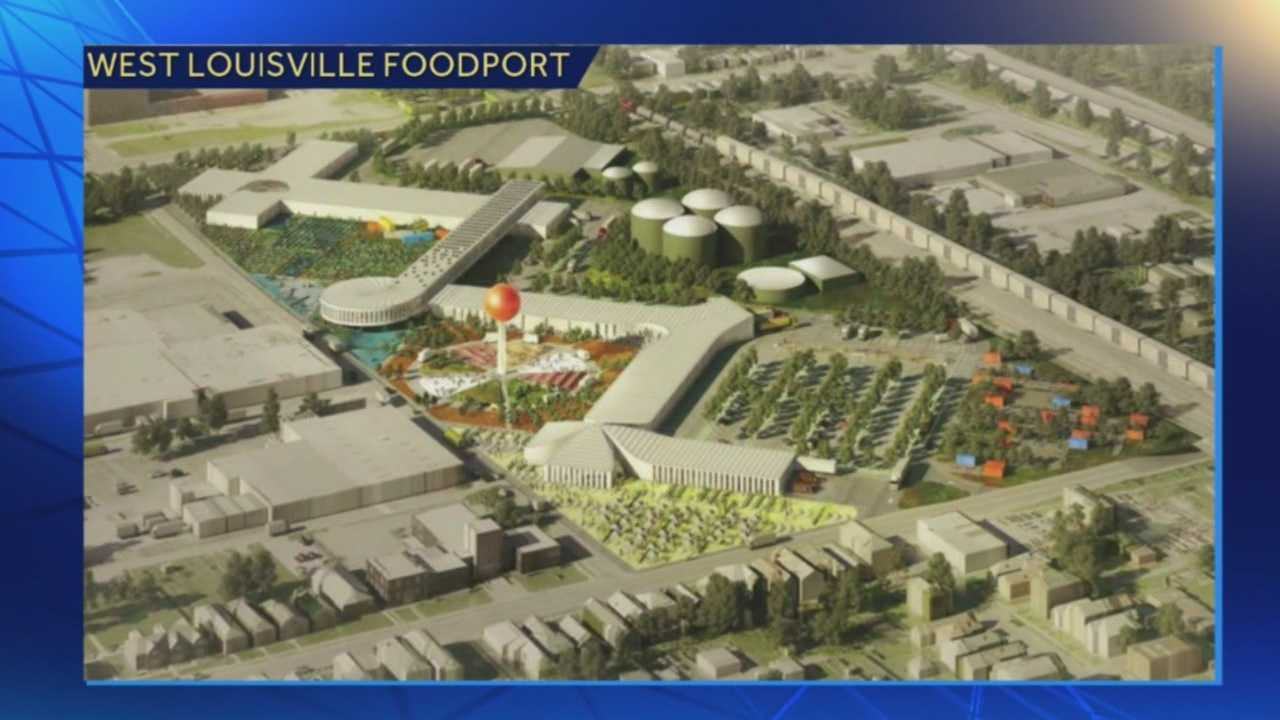 Discussions rising about a new project coming to west Louisville
