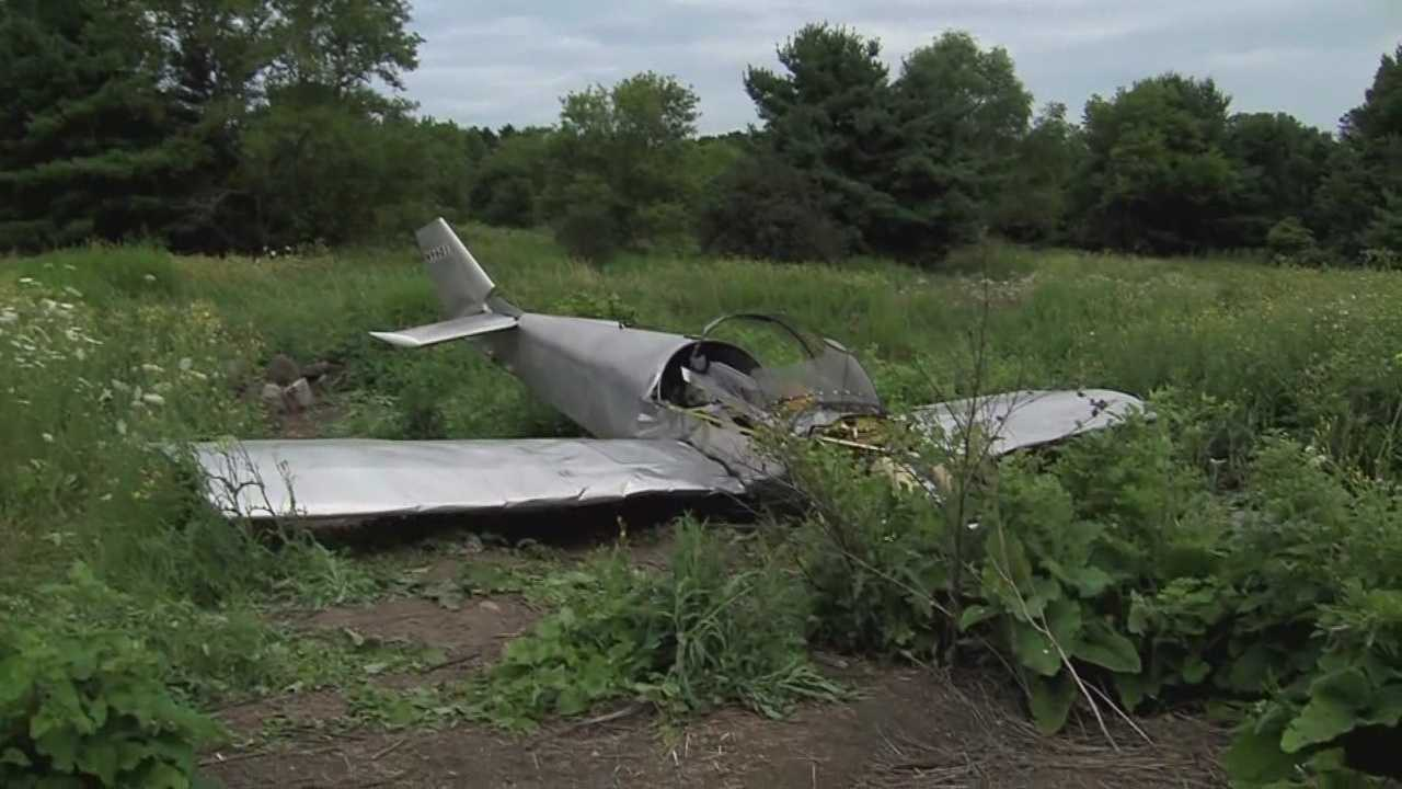 The National Transportation Safety Board is continuing to investigate a deadly plane crash that killed two men from the Louisville area.