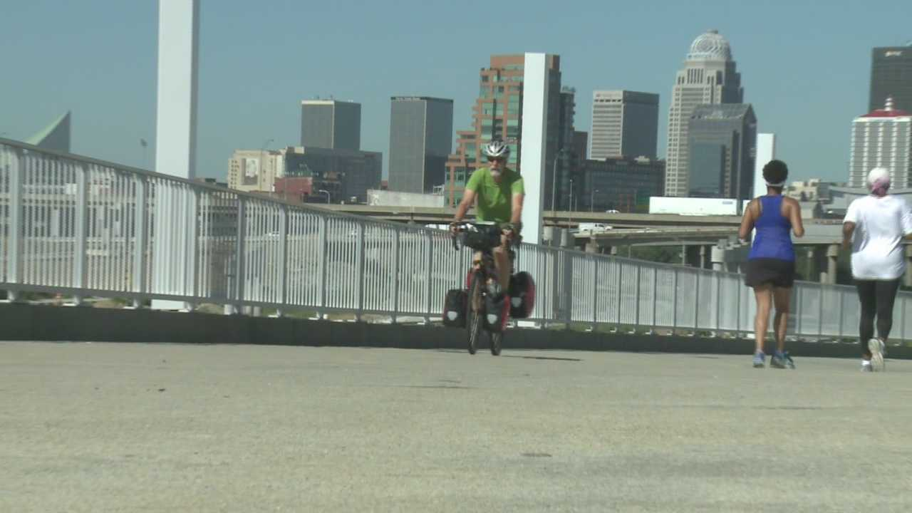 Man to bike across county to help educate people about Lyme disease