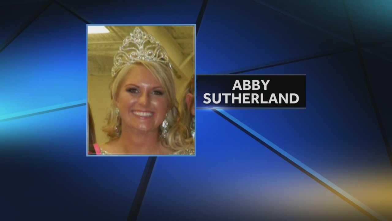 Loved ones are gathering in Corydon to remember Abby Sutherland.