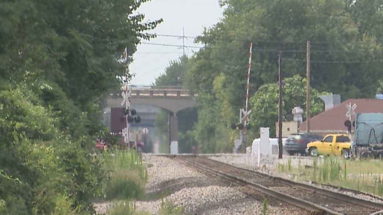 After two incidents, councilman, neighbors, concerned about railroad crossing