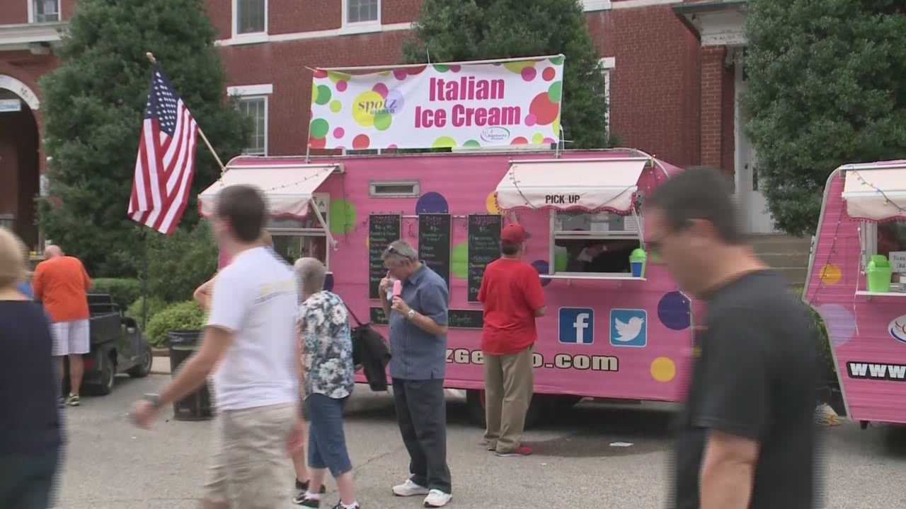 St. Joe's Picnic gets underway