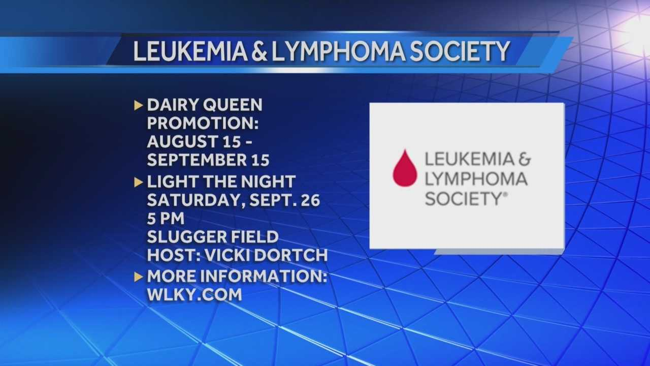 Local events and promotions to help fund raise for Leukemia and Lymphoma Society